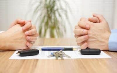 Rozwód z orzekaniem o winie – alimenty